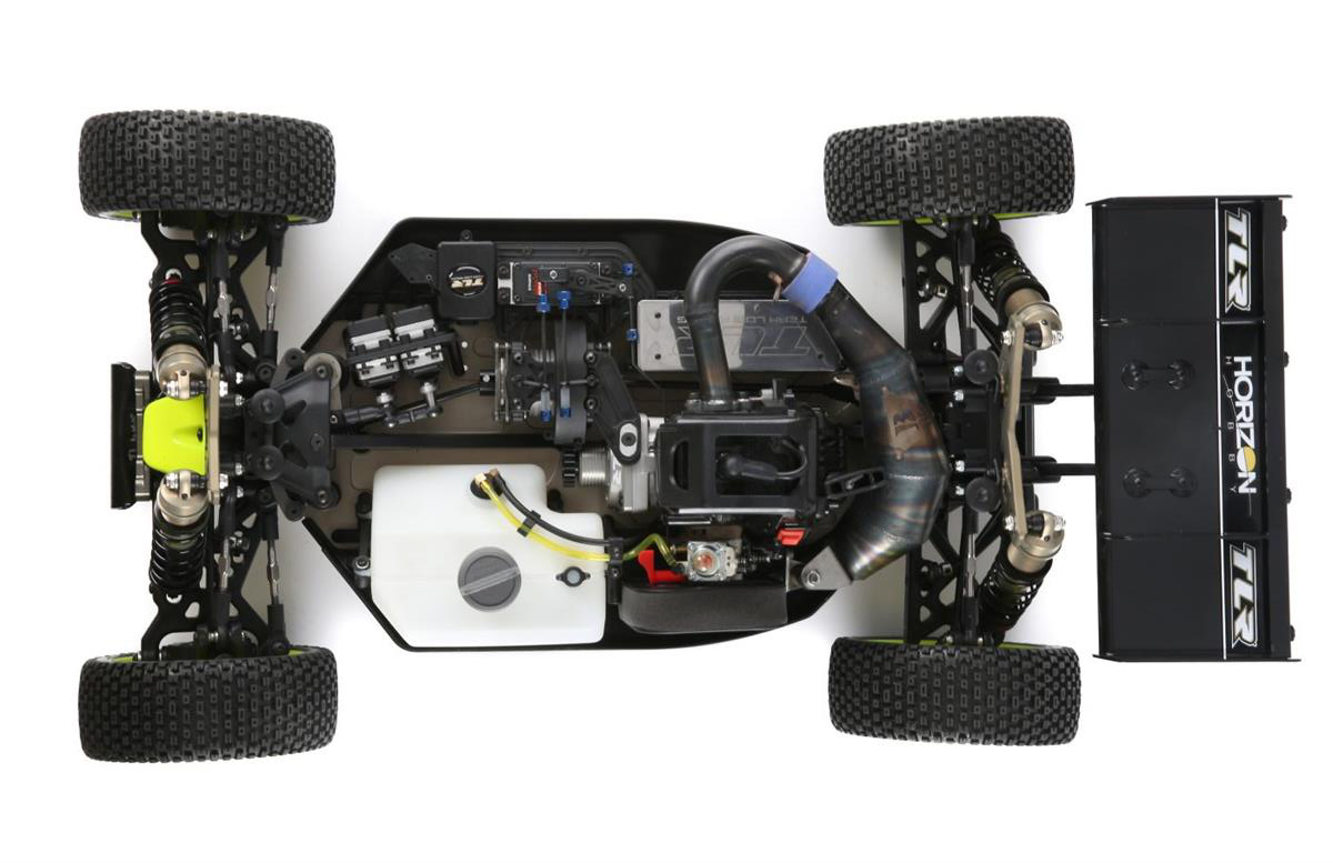 TLR Losi 5IVE-B gas buggy22