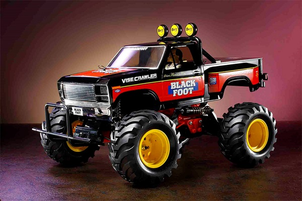 Tamiya 2016 Blackfoot 2wd Monster Truck (1)