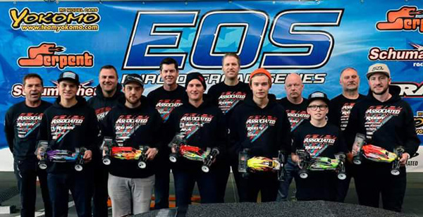 The EOS Series was attended by the Team Associated Factory Team equipped with their newest B6 buggy.