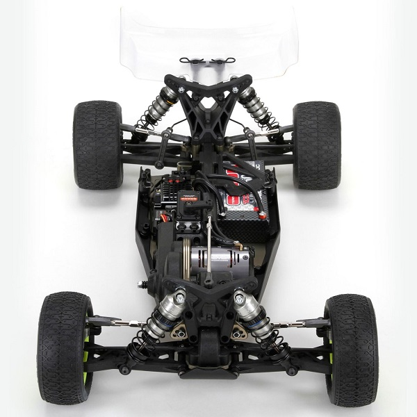 Team Losi Racing 1_10 22-4 2.0 4WD Buggy Race Kit (7)