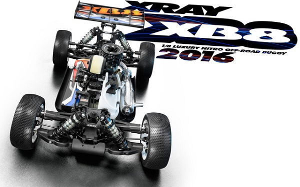 XRAY 2016 XB8 1_8 4wd Nitro Buggy (2)