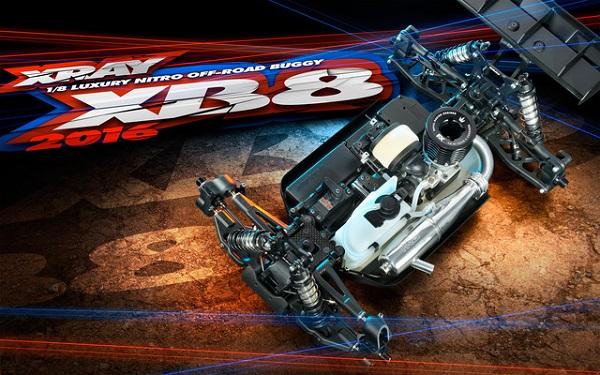 XRAY 2016 XB8 1_8 4wd Nitro Buggy (4)