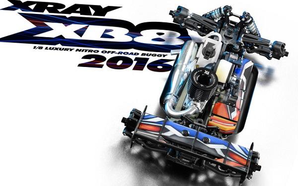 XRAY 2016 XB8 1_8 4wd Nitro Buggy (5)