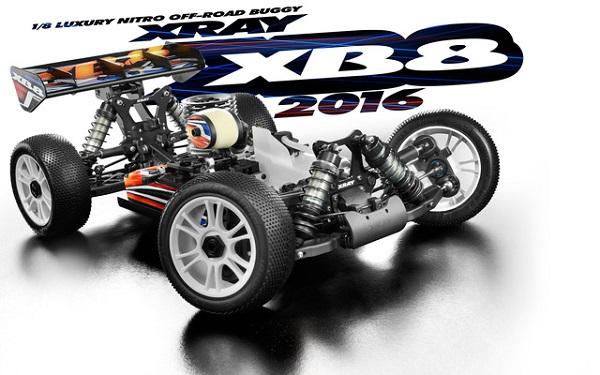 XRAY 2016 XB8 1_8 4wd Nitro Buggy (6)