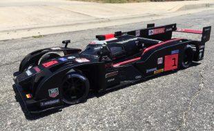 3D-printed Audi Le Mans racer [READER'S RIDE]