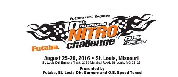 10th Anniversary Futaba/O.S. Engines Nitro Challenge