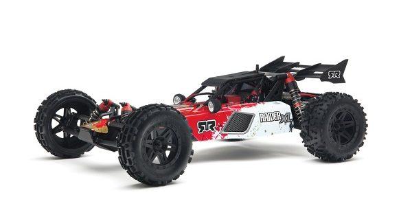 ARRMA RTR 1/8 RAIDER XL MEGA 2wd Desert Buggy