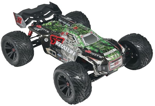 ARRMA RTR Kraton BLX Gets Updated With New Power System And Tactic Radio  (1)