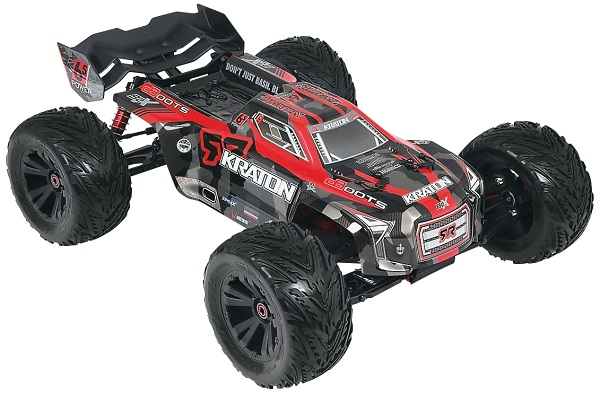 ARRMA RTR Kraton BLX Gets Updated With New Power System And Tactic Radio  (3)