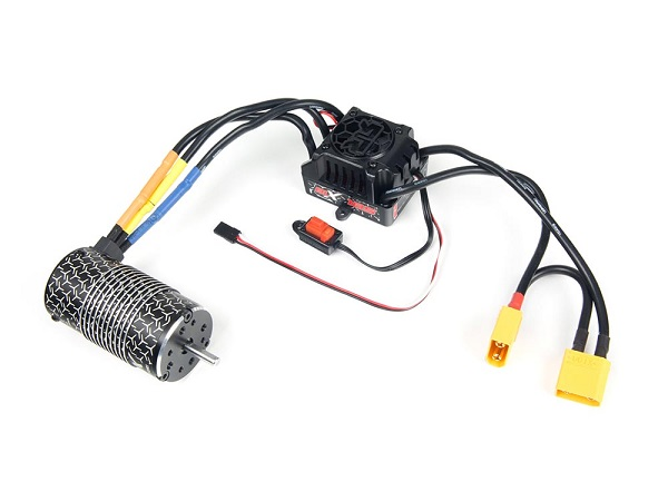 arrma kraton blx gets updated with new power system and tactic radio