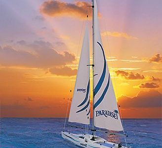AquaCraft Models RTR Paradise Sailboat Now With Tactic TTX410 SLT Radio System