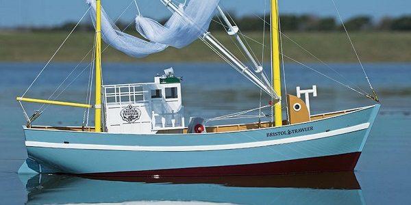 AquaCraft Updates Bristol Trawler With Tactic Radio