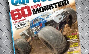 August Issue On Sale Now, ARRMA NERO Cover Star