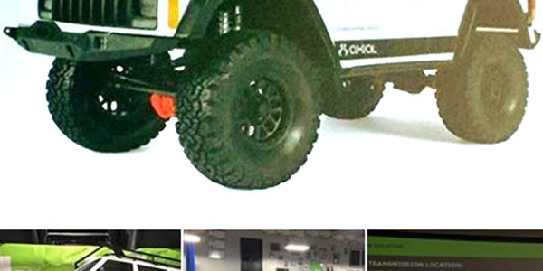 Surprise! Axial Sneak-Peeks SCX10 II Jeep Cherokee [UPDATE: Official Photo]