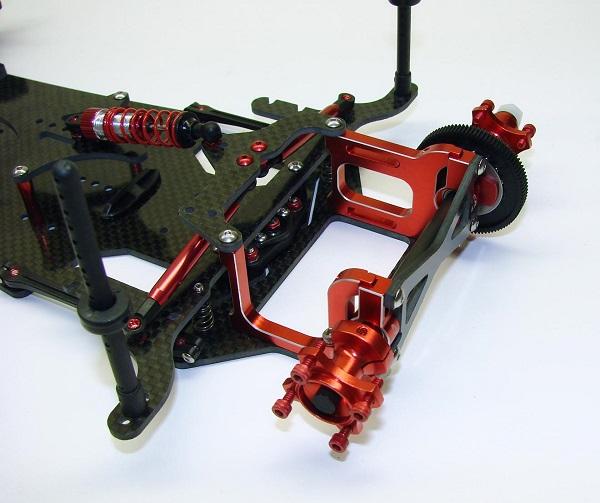 CRC Gen-X 10 RT Kit (6)