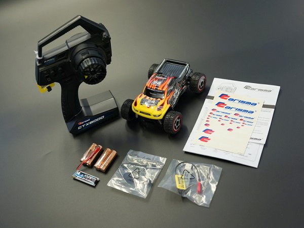 Carisma RTR GT24T 1_24 4wd Micro Monster Truck (5)