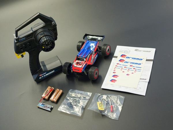 Carisma RTR GT24TR 1_24 4wd Micro Truggy (9)