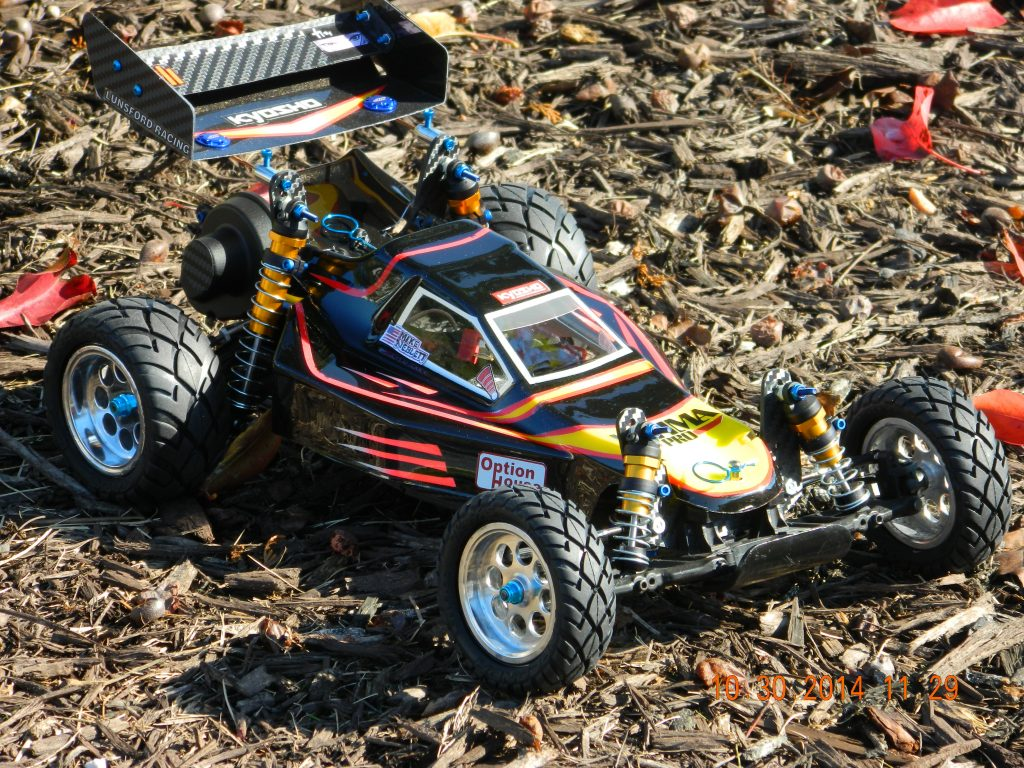 Kyosho Ultima, Trinity, Lunsford, Andys, Buds, buggy, off-road