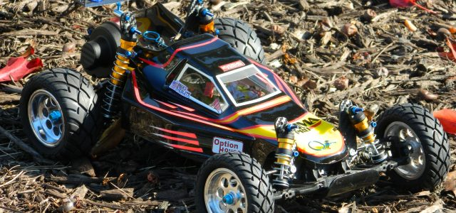 Kyosho Ultima Time-Capsule by Michael Neblett [READER'S RIDE]