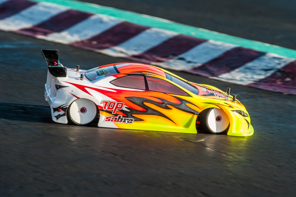 Running in the Invitational Class at the recent 2016 Reedy TC Race of Champions.