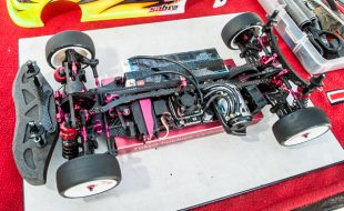 Under the Hood: EJ Evan's TOP Racing Sabre