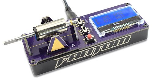 Fantom Facts Machine V3 Brushless Rotor Tester (2)