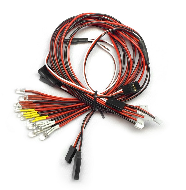FireBrand RC ILLUMINATRIX 360 Complete LED Lighting System (8)