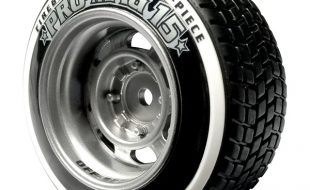 FireBrand RC PRO-MAG 15–D2T6 Tires & Wheels