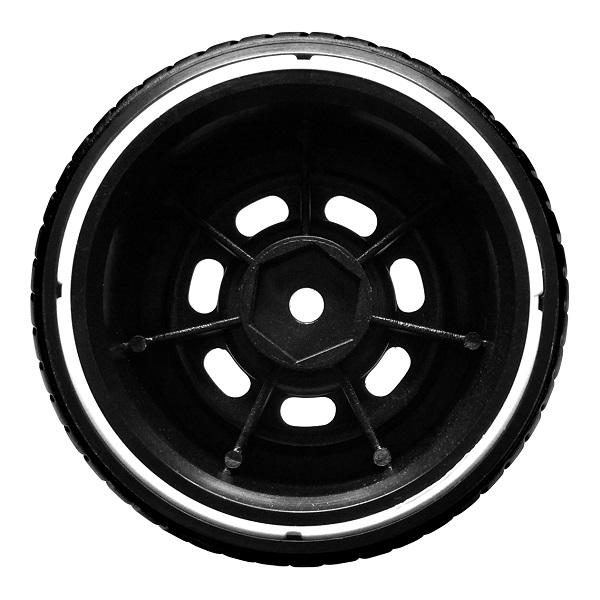 FireBrand RC PRO-MAG 15–D2T6 Tires & Wheels (6)