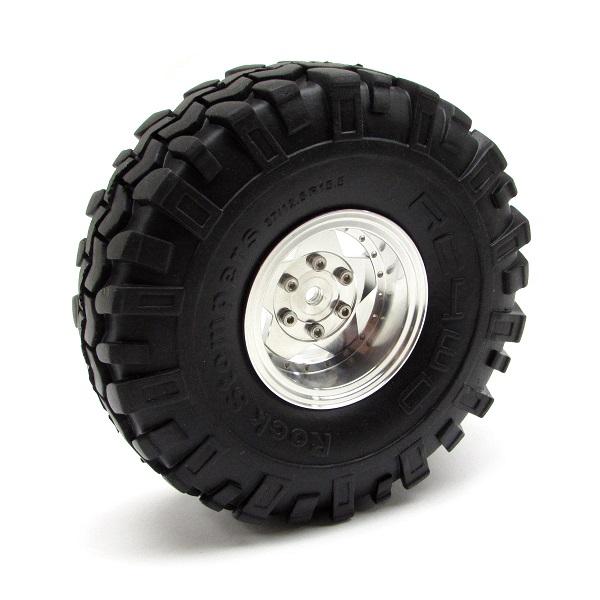 Gear Head RC Vintage Style 1.55 Wheels (8)