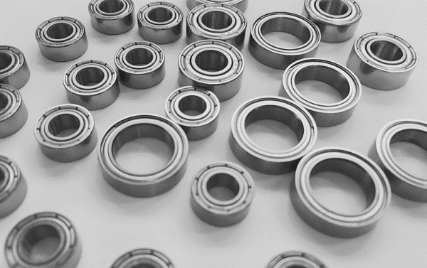 Gravity RC Ceramic Coated Steel Bearing Kit