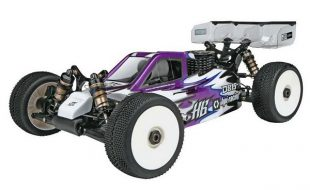 HB Racing D815 V2 1/8 Nitro Off-Road Competition Buggy