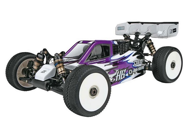 HB Racing D815 V2 1_8 Nitro Off-Road Competition Buggy (1)