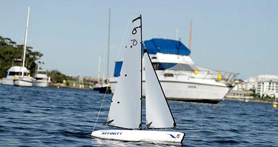 HobbyKing HydroPro Affinity RG65 Yacht [VIDEO]