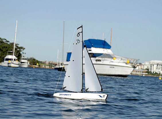 HobbyKing ARR HydroPro Affinity RG65 Racing Yacht (2)