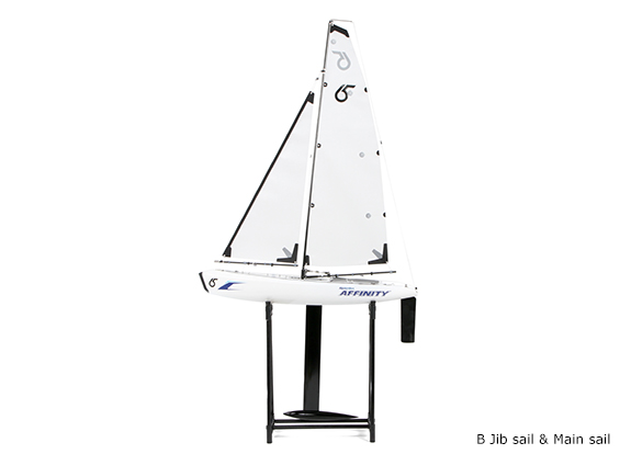 HobbyKing ARR HydroPro Affinity RG65 Racing Yacht (4)