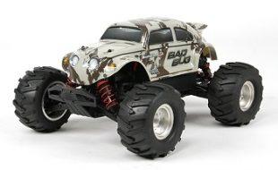 HobbyKing RTR Bad Bug Basher 1/16 4WD Mini Monster Truck V2 [VIDEO]