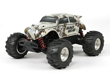 HobbyKing RTR Bad Bug Basher 1/16 4WD Mini Monster Truck V2 [VIDEO]