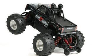 HobbyKing RTR HellSeeker Basher 1/16 4WD Mini Monster Truck V2 [VIDEO]