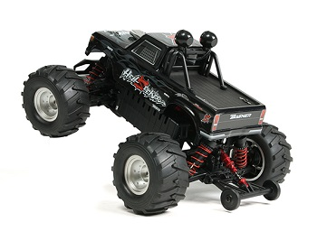 HobbyKing RTR HellSeeker Basher 1/16 4WD Mini Monster Truck V2 [VIDEO]