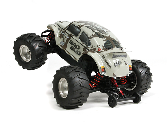 HobbyKing RTR Bad Bug Basher 1_16 4WD Mini Monster Truck V2 (2)