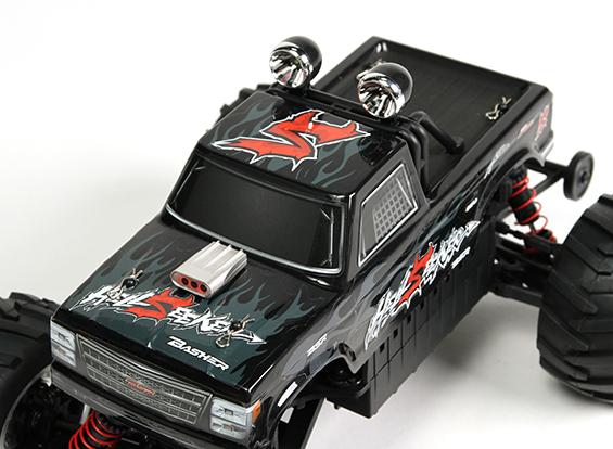 HobbyKing RTR HellSeeker Basher 1/16 4WD Mini Monster Truck V2