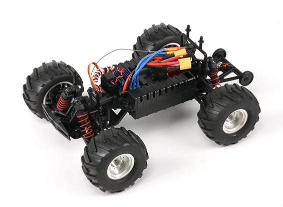 HobbyKing RTR Bad Bug Basher 1_16 4WD Mini Monster Truck V2 (4)
