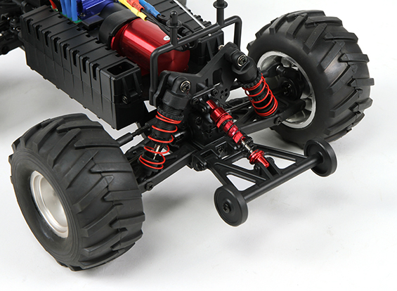 HobbyKing RTR Bad Bug Basher 1_16 4WD Mini Monster Truck V2 (5)