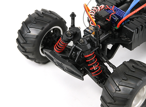 HobbyKing RTR Bad Bug Basher 1_16 4WD Mini Monster Truck V2 (6)