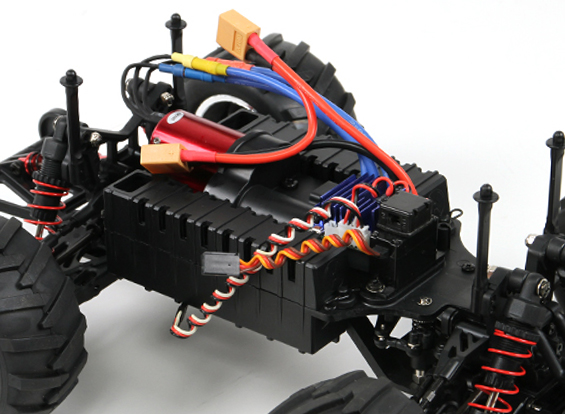 HobbyKing RTR Bad Bug Basher 1_16 4WD Mini Monster Truck V2 (7)