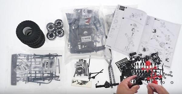 Instant RC Axial SCX10 II Build