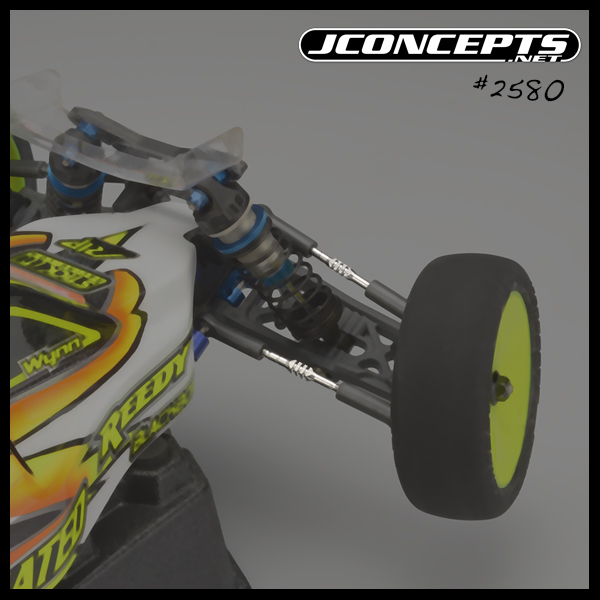 JConcepts B6 And B6D Fin Turnbuckle Set (3)