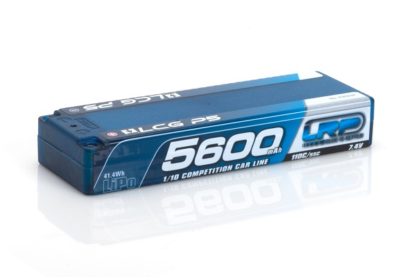 LRP 110c P5 Technology Hardcase LiPo Batteries (1)