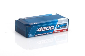 LRP 110c P5 Technology Hardcase LiPo Batteries